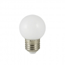 BIOLEDEX 12 LED Birne E27 �40mm Au�enbereich Lampe Warmweiss