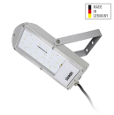 Flutstrahler ASTIR Bioledex grau Made in Germany Osram LED 4000K 120°
