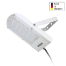 Fluter ASTIR Bioledex weiss Osram LEDs Made in Germany 70° 5000K