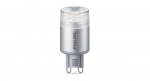 LED-Lampe G9 Philips Capsule 2.5W 204Lm warmweiss 2700K dimmbar