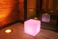 Preview: Cube Outdoor LED RGB Multicolor Farbwechsel Lichtwürfel Moree 06-06-01-LED