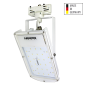 Preview: LED 3-Phasen 30W Fluter ASTIR Bioledex weiss Made in Germany 5000K 120°
