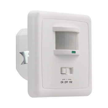 LED-Fachhandel - Bewegungsmelder Unterputz 160° Unterputzmontage 3 ...