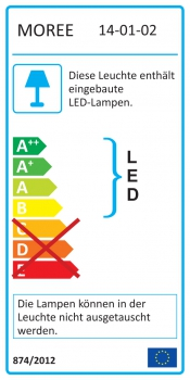COOLER LED ACCU OUTDOOR Moree 14-01-02 Farbwechsel RGB