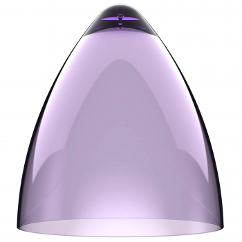 Pendelschirm Funk 27 Nordlux Pendel Shade lila Clear Purple