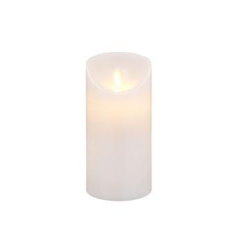 led fachhandel led kerzenlampe oceane nordlux weiss dimmbar dekoleuchte. Black Bedroom Furniture Sets. Home Design Ideas