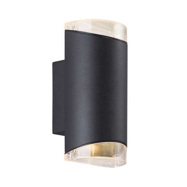 LED-Fachhandel - Wandleuchte ARN Nordlux schwarz Uplight