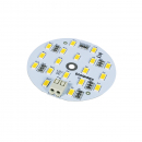 LED Modul Ø60mm BIOLEDEX 12VDC 9W 800Lm 3000K dimmbar OSRAM SMD