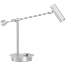 Designer 5W LED Tischleuchte Classic Table alu Tischlampe dimmbar